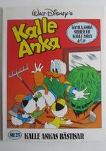 Kalle Ankas Bästisar 25 1987