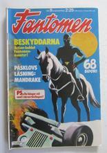Fantomen 1974 09 Vg