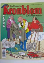 Kronblom Julalbum 2006