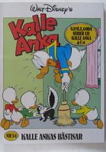 Kalle Ankas Bästisar 34 1991