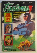 Fantomen 1974 25 Good
