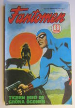 Fantomen 1969 23 Vg