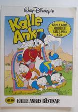 Kalle Ankas Bästisar 36 1992