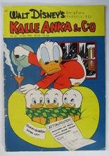 Kalle Anka 1958 25 Vg