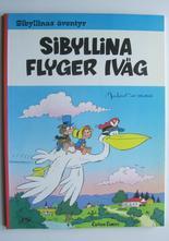 Sibyllinas Äventyr 04 Sibyllina flyger iväg