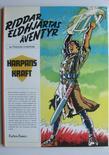 Riddar Eldhjärtas äventyr 05 Harpans kraft