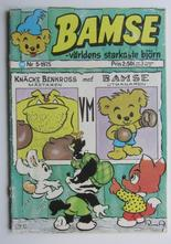 Bamse 1975 05 Fair