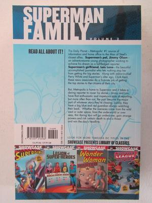 Superman Family Vol 2 DC Showcase Presents