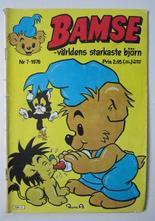 Bamse 1976 07