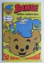 Bamse 1976 10 Vg+