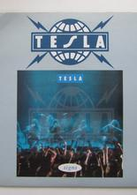 "Tesla Signs / Down Fo' Boogie 7"" singel"