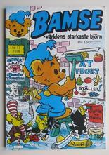 Bamse 1978 11 Vg+