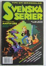 Svenska Serier 1995 02