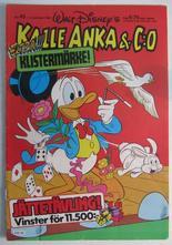 Kalle Anka & Co 1984 45 med bilaga