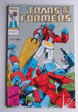 Transformers 1987 06 present Vg+