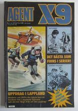Agent X9 1976 02