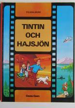Tintin 20 Tintin och Hajsjön 14:e uppl.