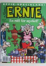 Ernie Julalbum 1997 En rätt för mycket