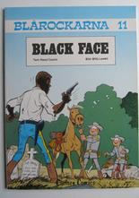 Blårockarna 11 Black Face