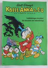 Kalle Anka 1967 38 Vg+