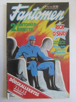 Fantomen 1974 07 Vg