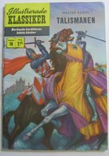 Illustrerade Klassiker 016 Talismanen 3:e uppl. Fn