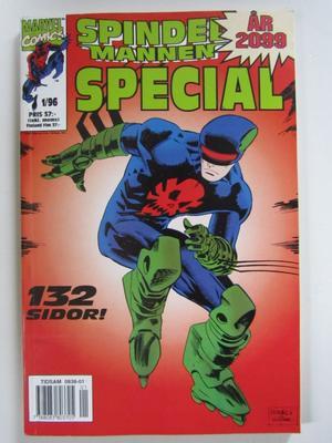 Spindelmannen Special  1996 01