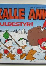 Kalle Anka Julbok 1991