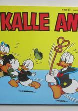 Kalle Anka Julbok 1987 (2)