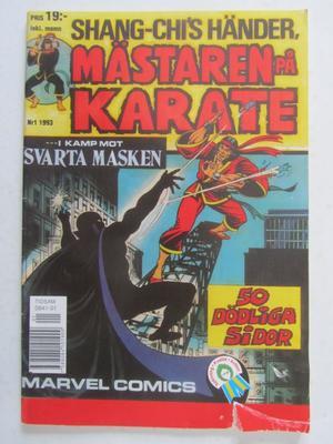 Mästaren på karate 1993 01 Good