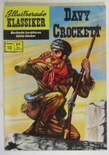 Illustrerade Klassiker 012 Davy Crocket 5:e uppl. Fn