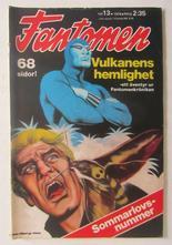 Fantomen 1974 13 Vg+