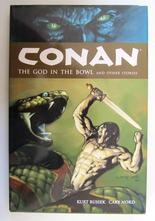 Conan Vol 2 The God in the Bowl - Hardcover