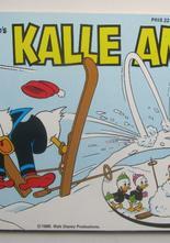 Kalle Anka Julbok 1986