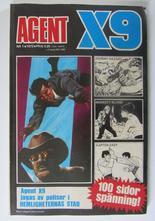 Agent X9 1972 01 Vg+