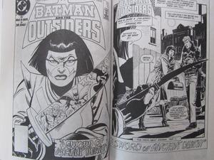 Batman and the Outsiders Vol 1 DC Showcase Presents