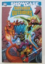 Batman and the Outsiders Vol 1 DC Showcase Presents