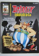 Asterix 23 Obelix & Co 2:a upplagan Good