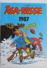 Åsa-Nisse Julalbum 1987