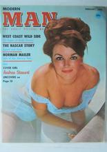 Modern Man February 1966 Pinup USA