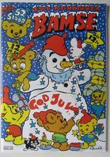 Bamse 1989 12 med julkalender