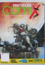 Penthouse ComiX # 06 1995