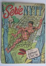 Serienytt 1958 15 Vg+