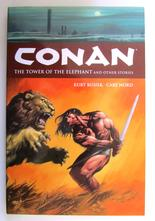 Conan Vol 3 The Tower of the Elephant - Hardcover