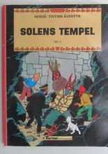 Tintin 04 Solens tempel