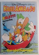 Kalle Anka & Co 1984 22