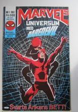 Marvels Universum 1987 01 Daredevil Fn