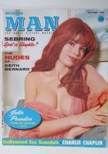 Modern Man October 1966 Pinup USA