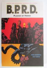 B.P.R.D. Vol 3 Plague of Frogs