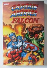 Captain America and the Falcon The Swine